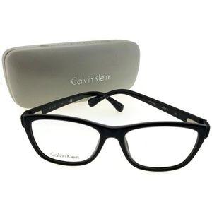 CK5817-001-51 Women's Black Frame Eyeglasses NWT